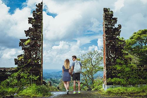 Un voyage de noces à Bali